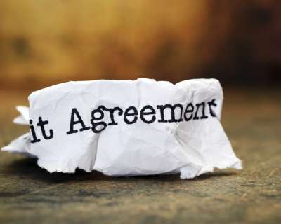 The Problem with Oral Agreements