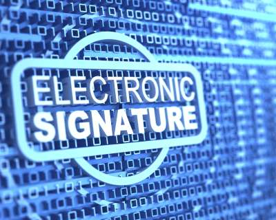 Electronic Signatures–Same as Paper in North Carolina