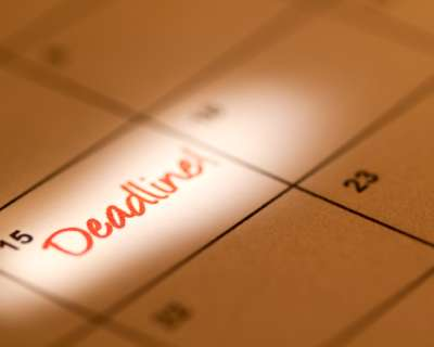 Deadlines in Family Law Litigation – What You Need to Know