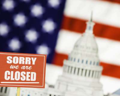 Government Shutdown Leaves Consumers Vulnerable