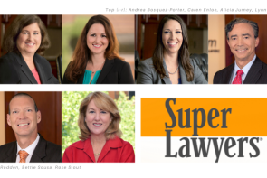 Smith Debnam Attorneys Listed in the 2020 Edition of North Carolina Super Lawyers