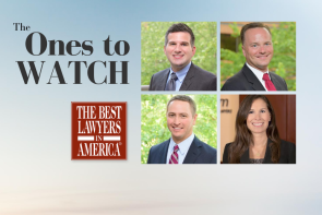 Four Smith Debnam Lawyers Featured in the Inaugural Edition of ONES TO WATCH From Best Lawyers®