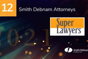 Twelve Smith Debnam Attorneys Recognized in 2021 'Super Lawyers' and 'Rising Stars' Lists