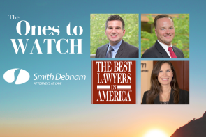 Three Smith Debnam Lawyers Recognized as ONES TO WATCH by Best Lawyers®